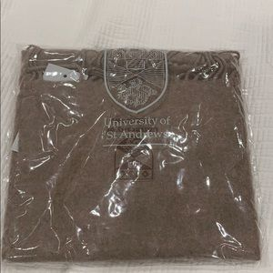 Accessories - Brand New in Package St Andrews Wool Scarf